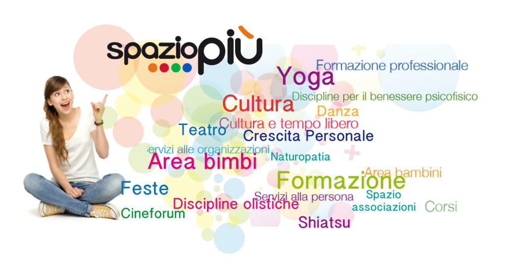Homepage SpazioPiù