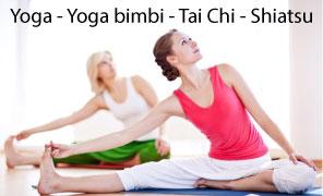 Yoga e dintorni