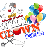 Logo willclown pescara