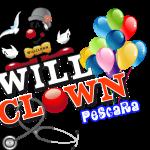 Logo willclown pescara